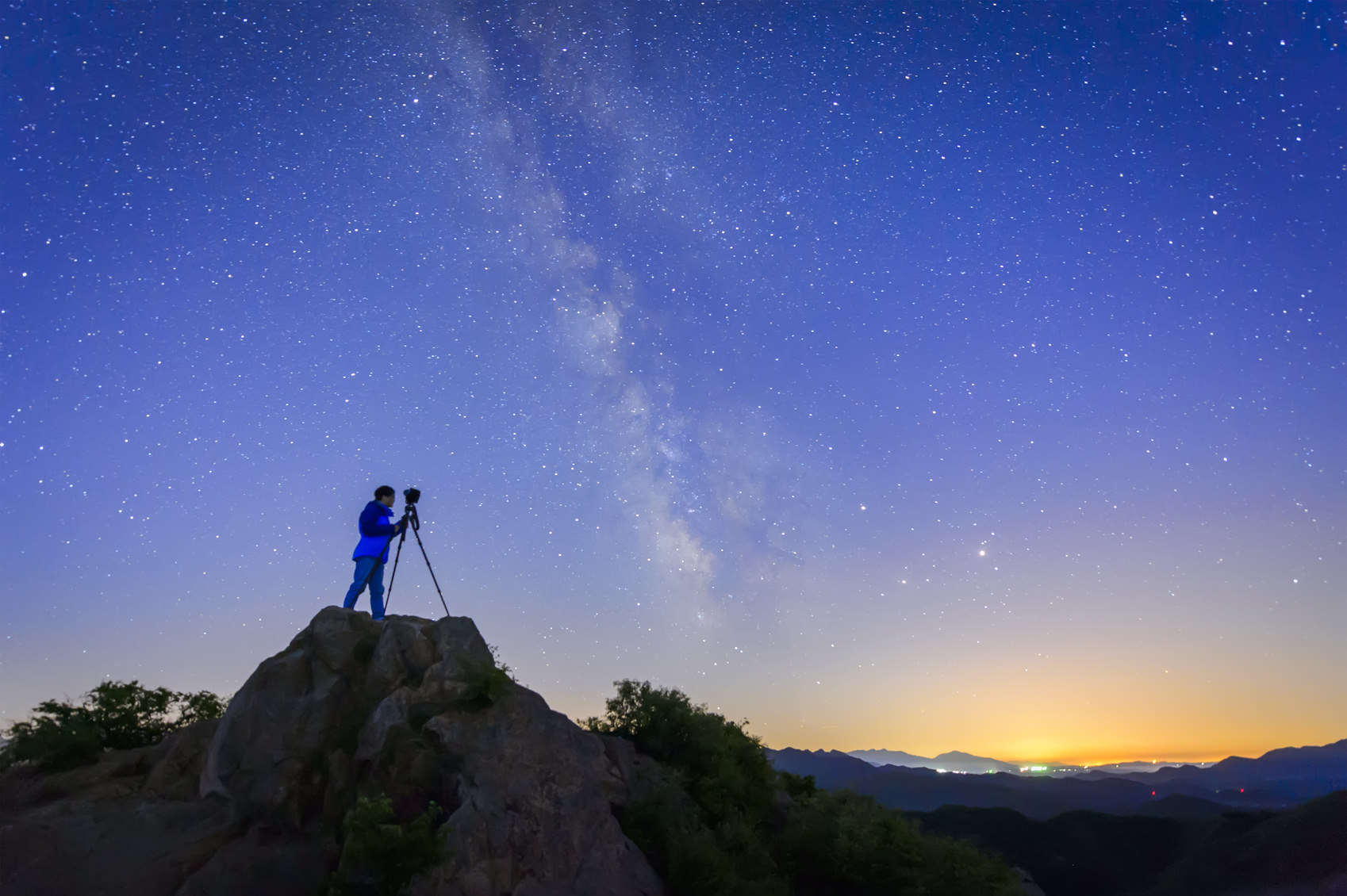 A Quick How-To Guide for Astrophotography Timelapse Videos
