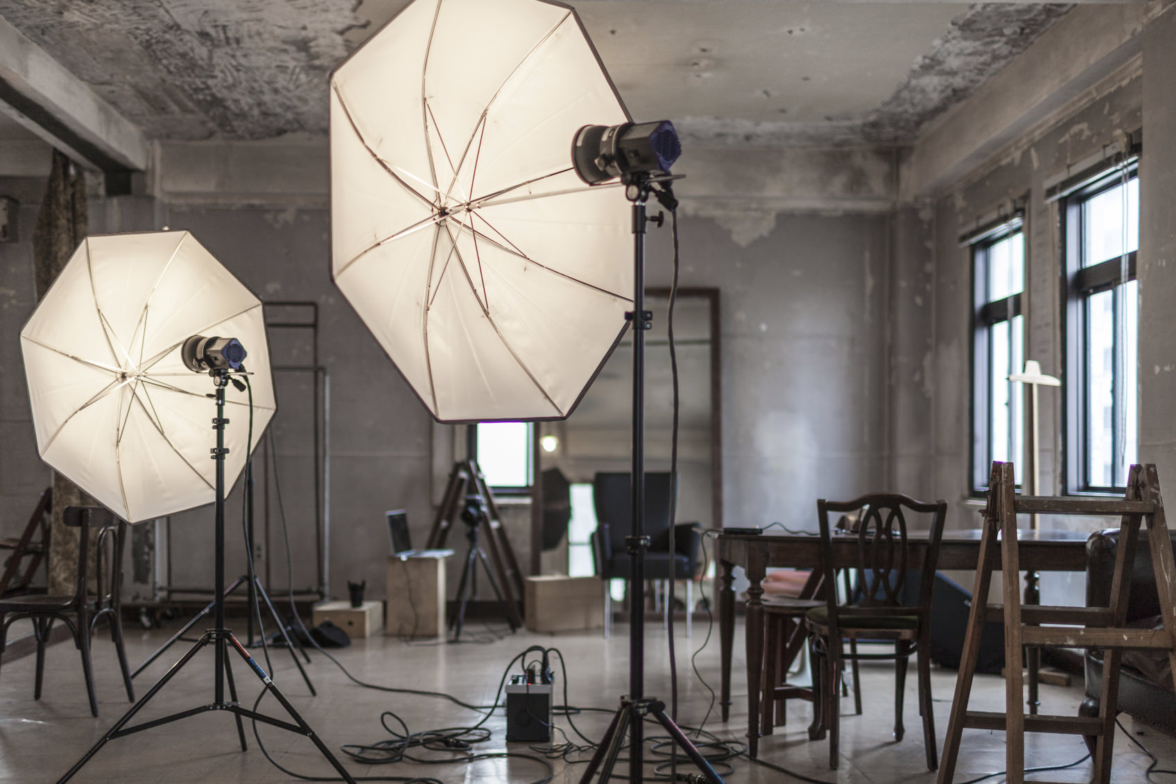 How to Create a Home Photography Studio in 6 Easy Steps