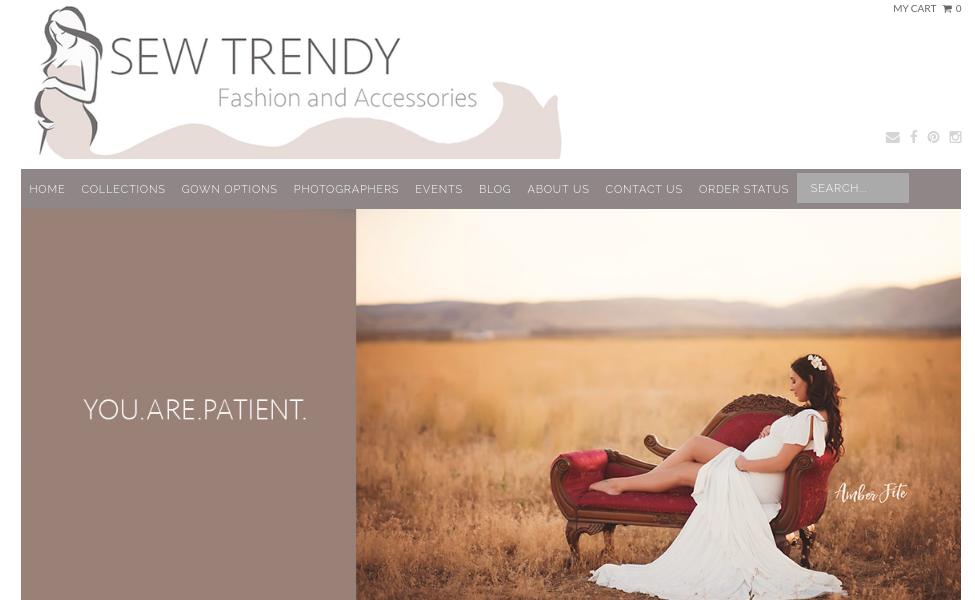 sew trendy image