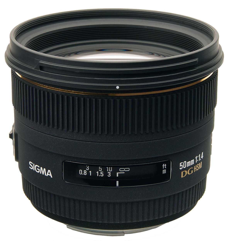 Sigma50mmf14HSM image
