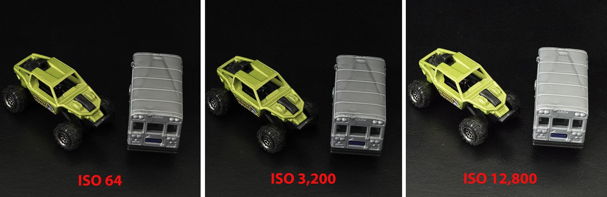 ISO 3 min image