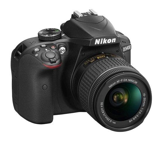 D3400 BK 18 55 VR frt34r.low image