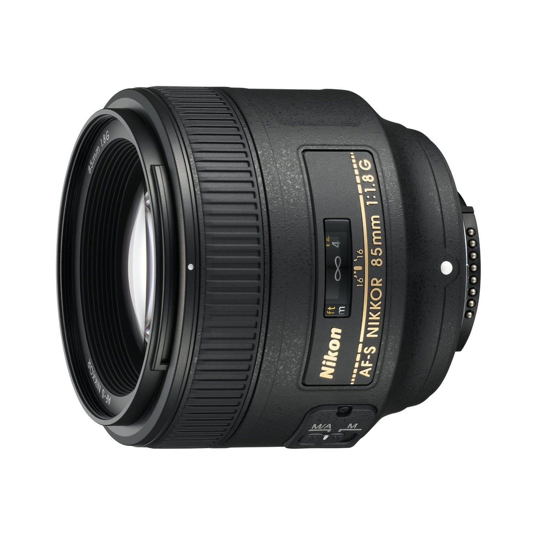 NikonAF S85mmf1.8G min image