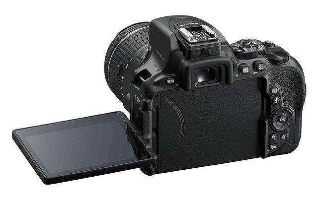 D5600 AFP 18 55 VR LCD 3.low image