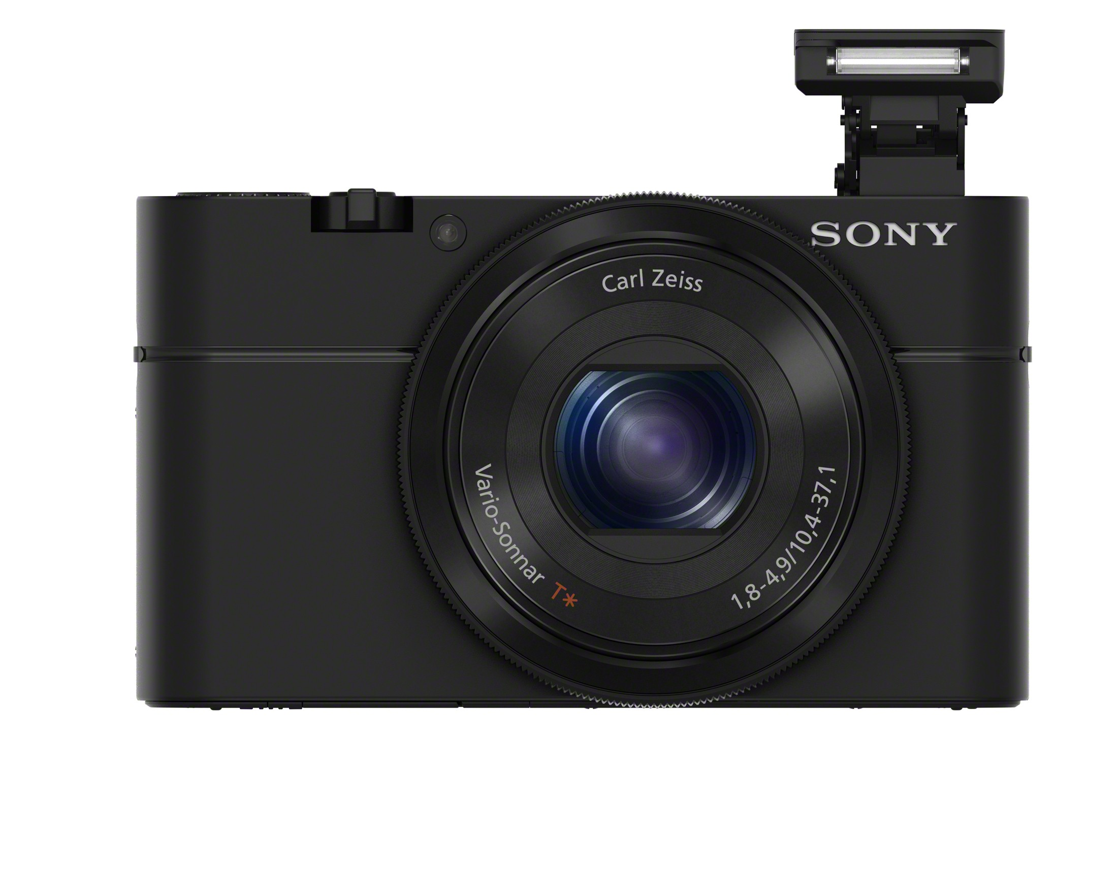 sonyrx100front image