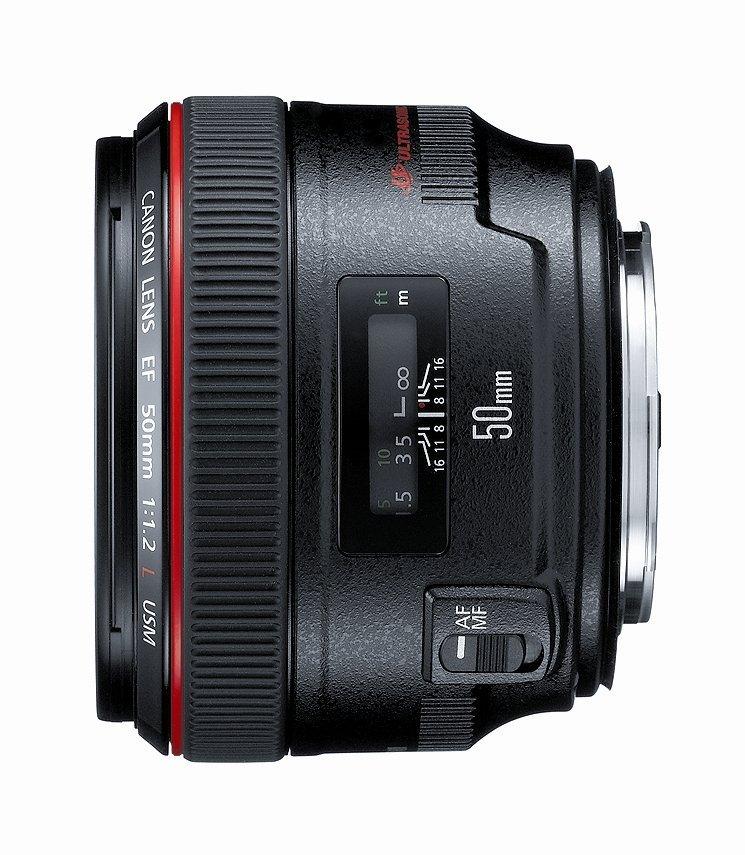 canon50mmf1.2l image