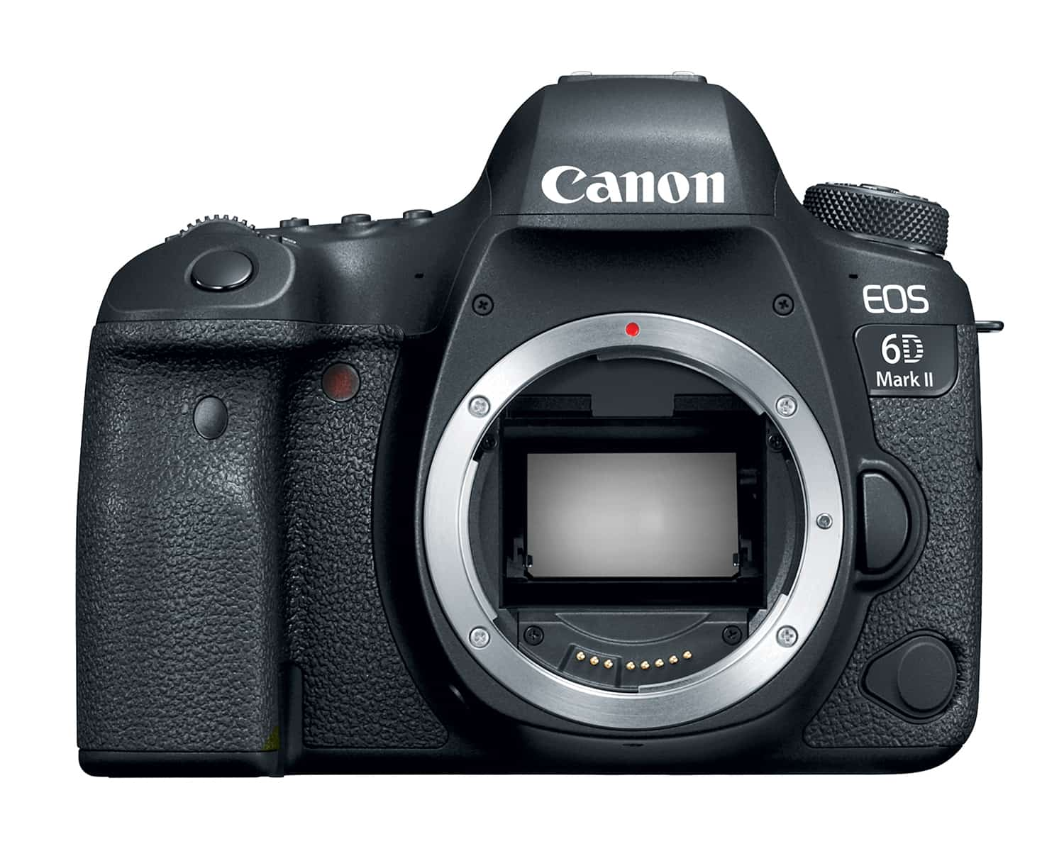 6d markii body front hiRes min image