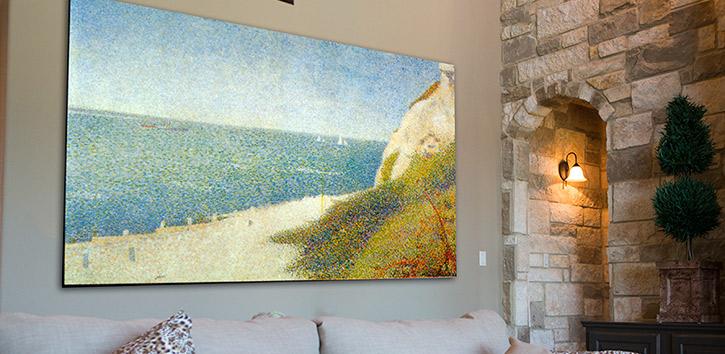 canvas press large wall art image