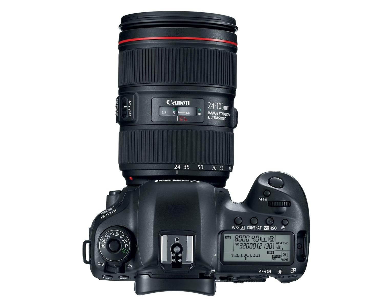 EOS 5D MarkIV EF24 105 top hiRes min image