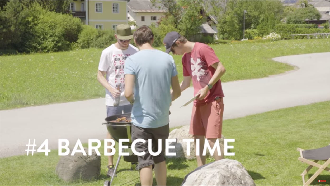 bbq time image