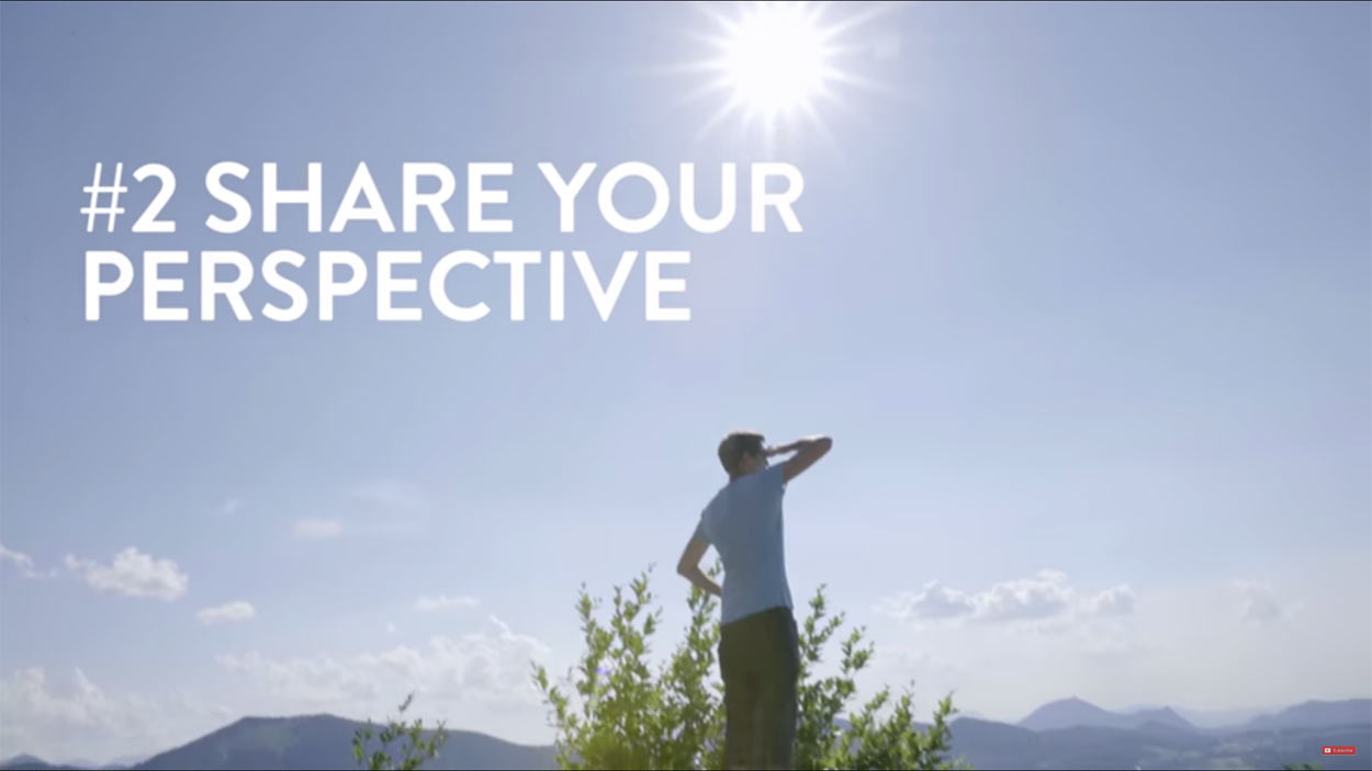 share perspective image