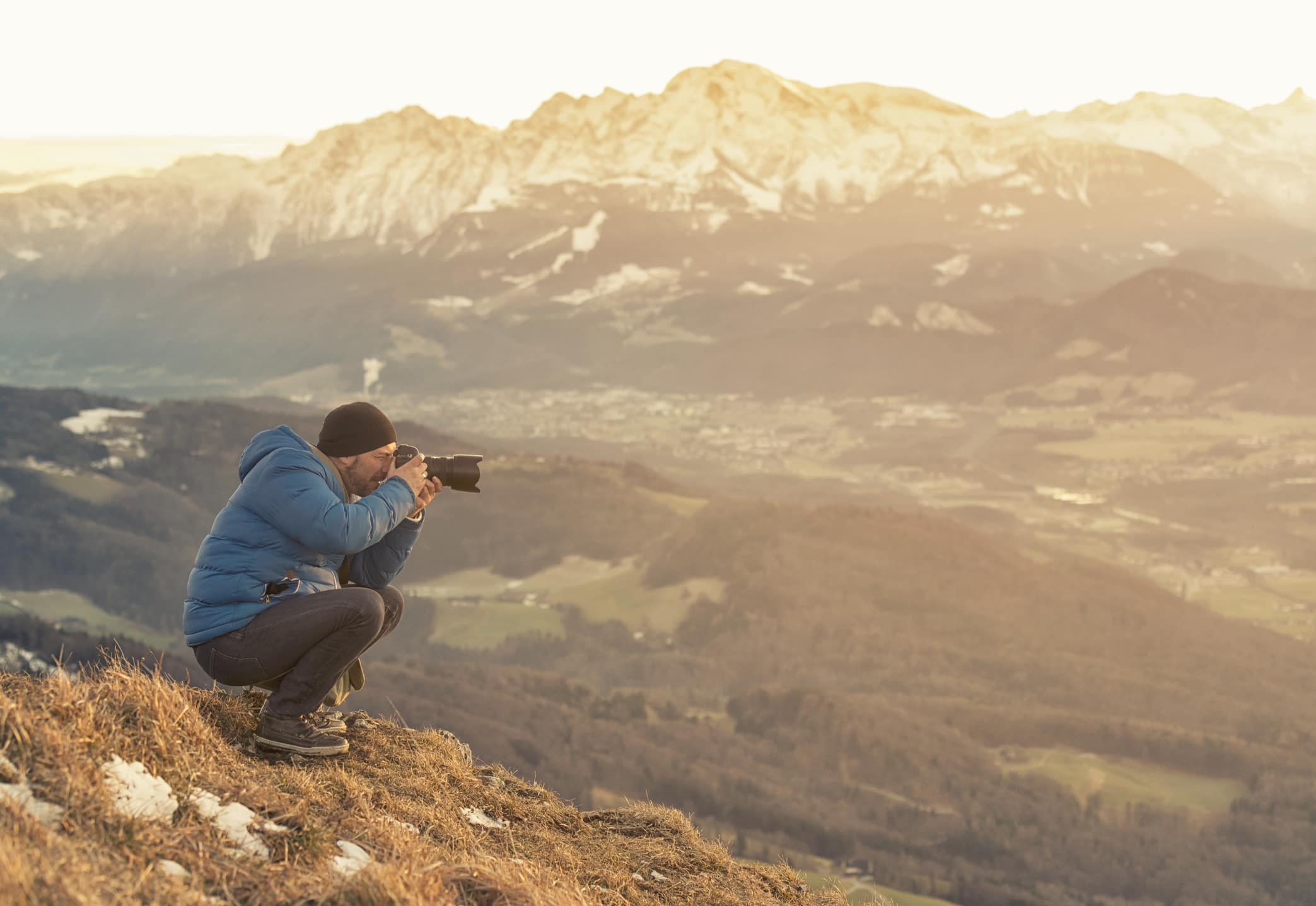 how to become a photographer in 14 easy steps