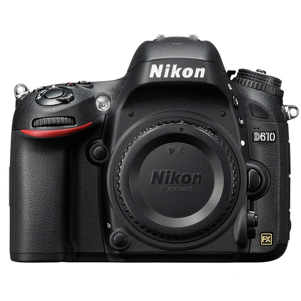 nikond610 front image