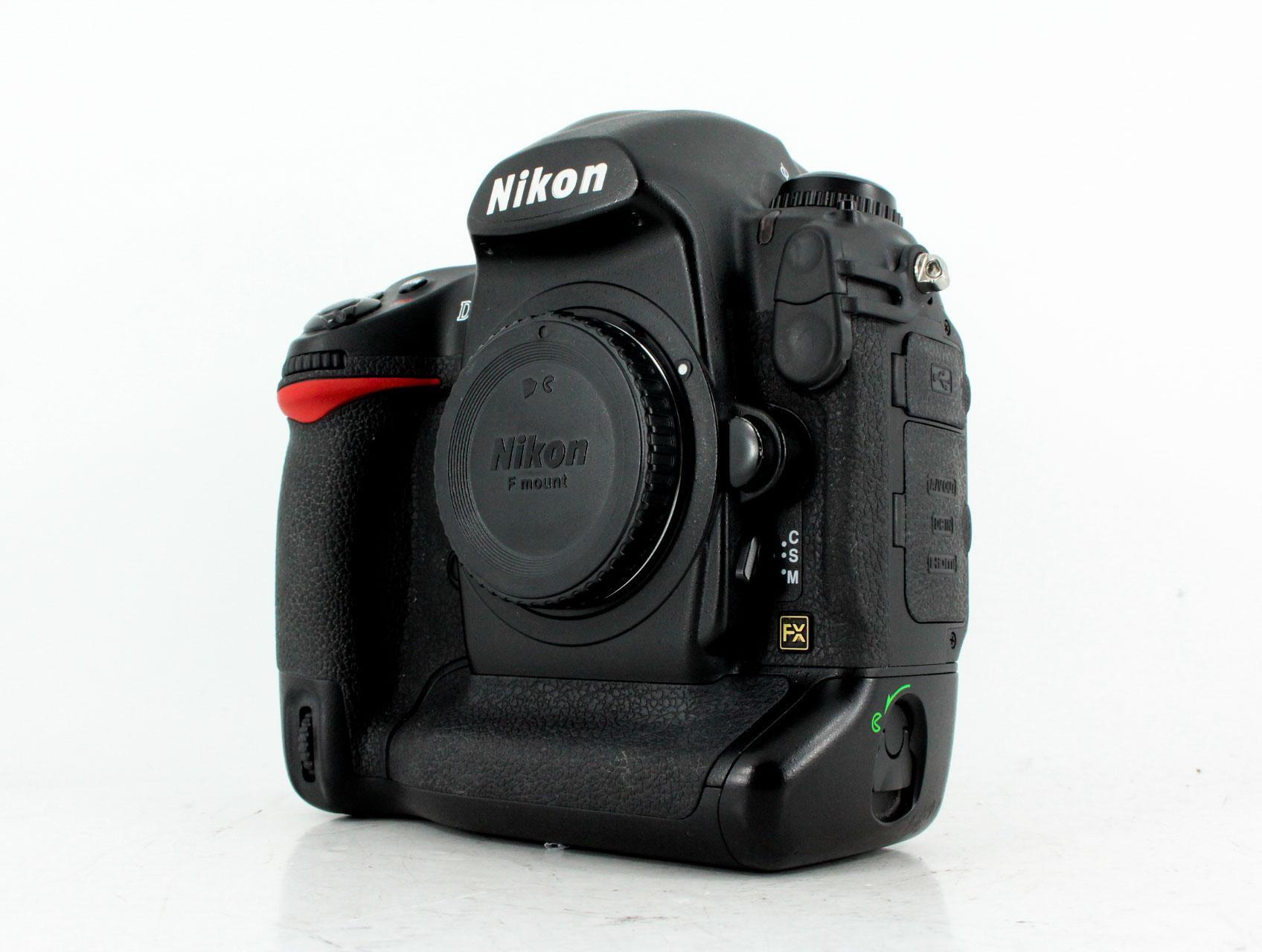 nikond3xfront image