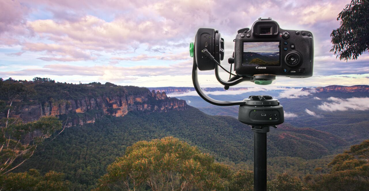 Pan Tilt Blue Mountains image