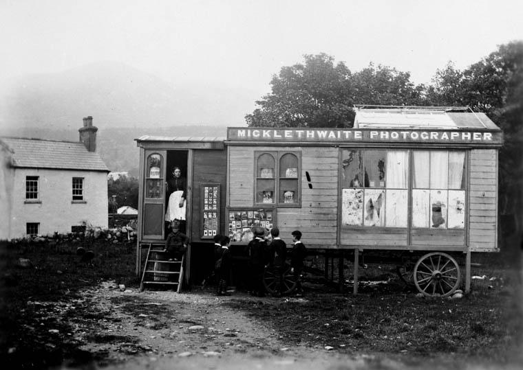 Micklethwaite Portable studio image
