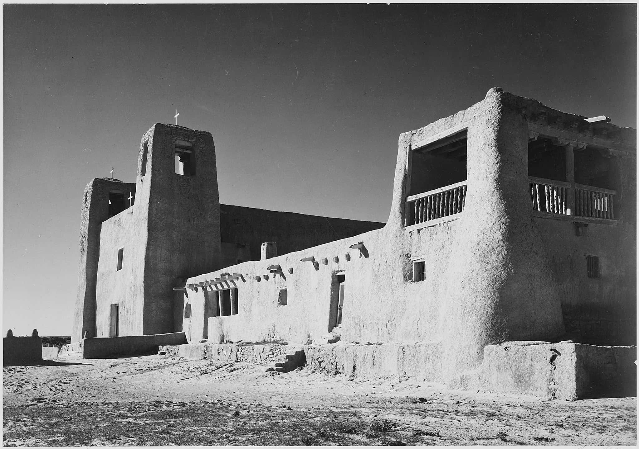 Ansel Adams National Archives 79 AA A03 min image