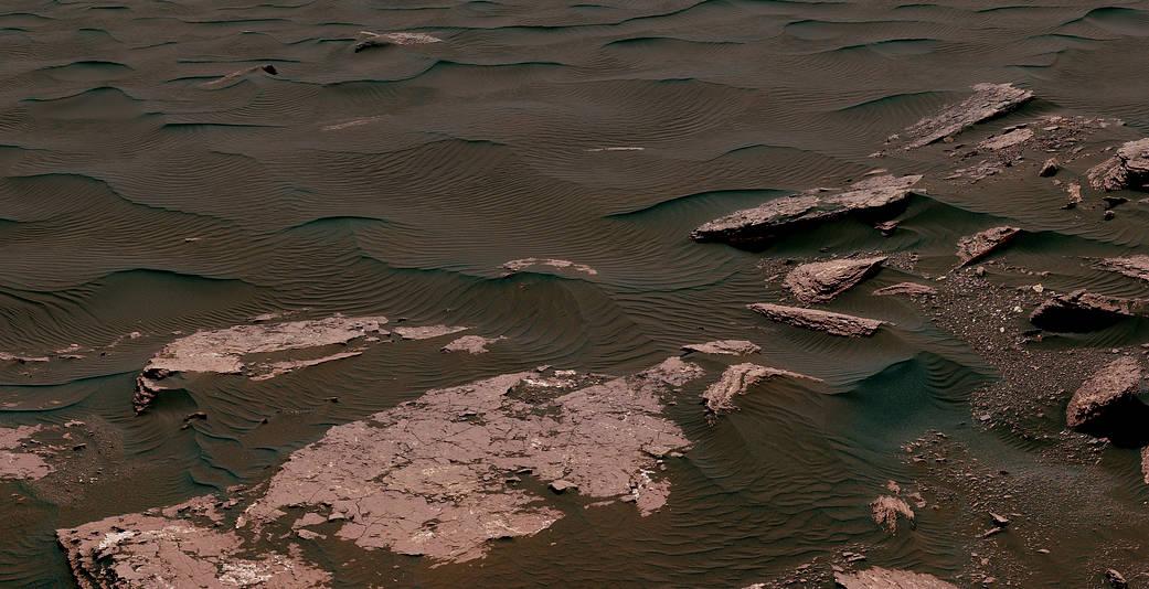 curiosity sand dune image