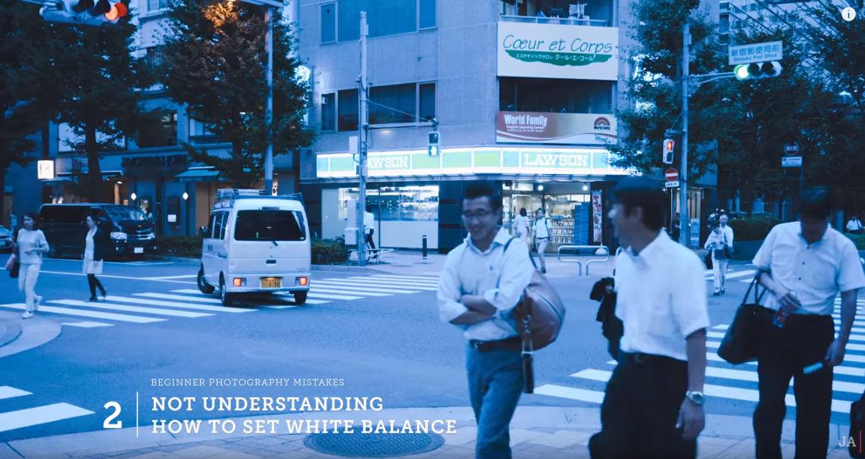 whitebalance image
