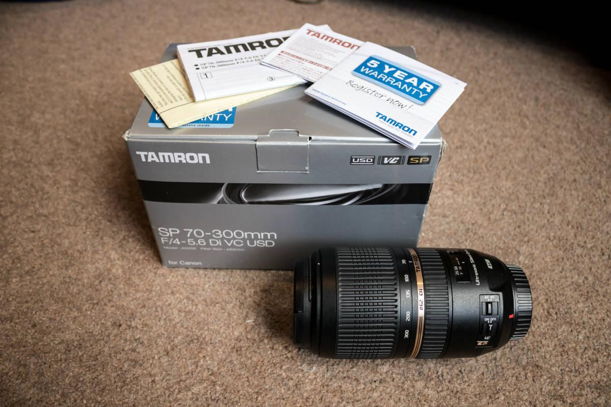 undamaged lens image