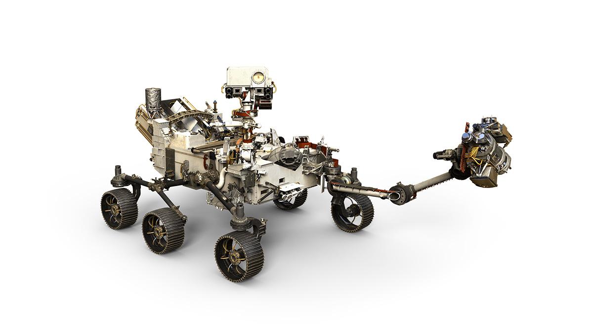 8223 nasa mars 2020 rover arm extended 9k still 1200 image