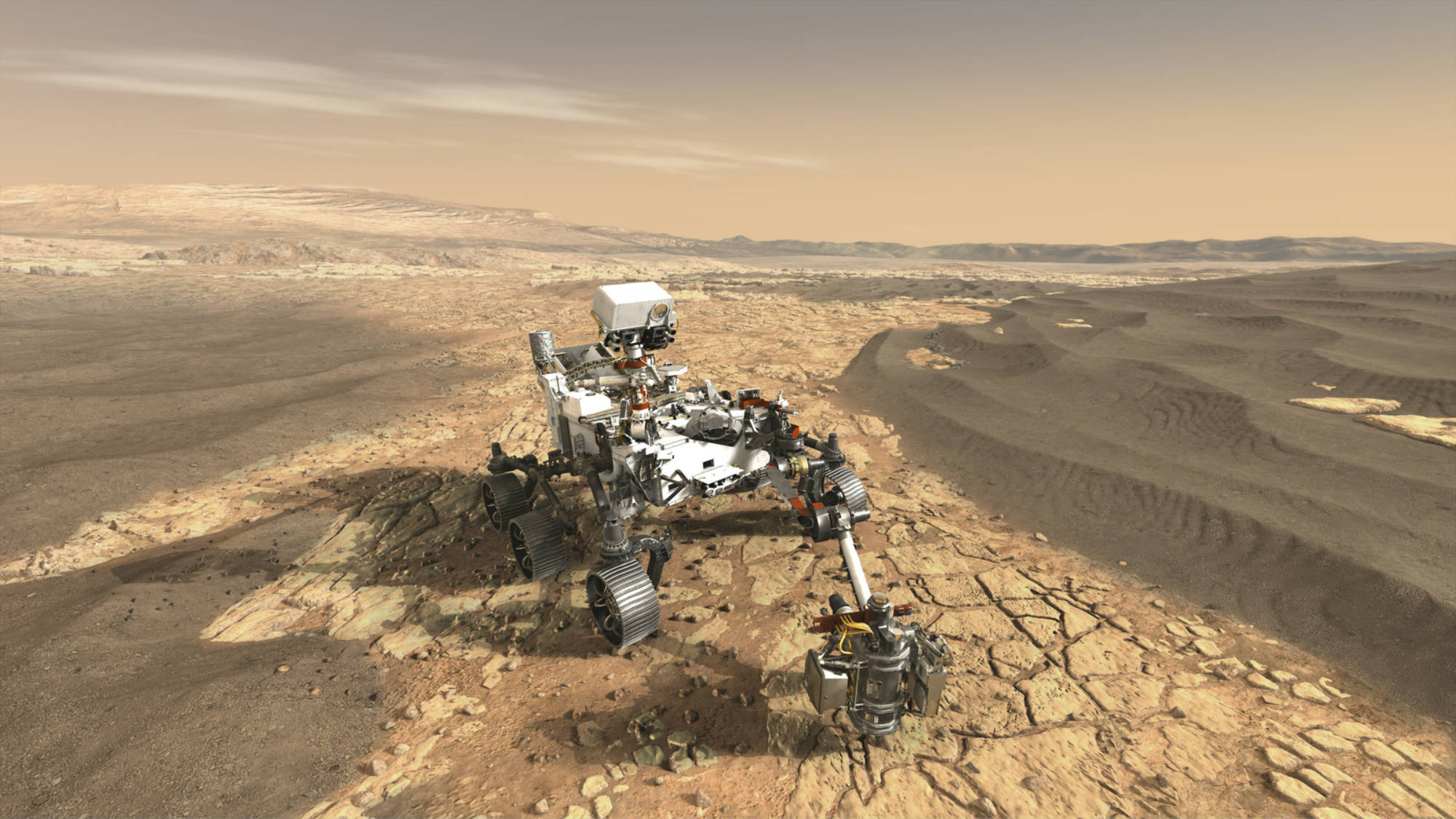 mars2020rover image