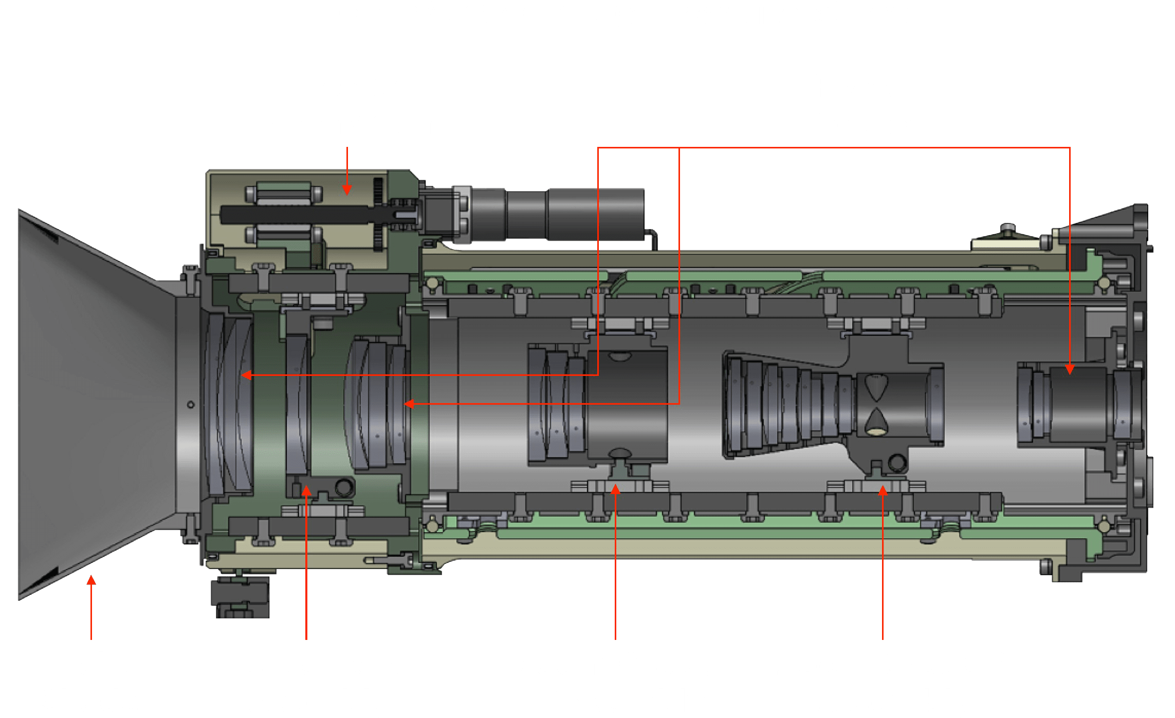 mastcam z lens packaging diagram labeled full min image
