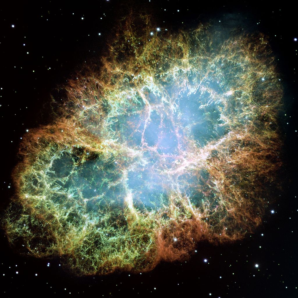Crab Nebula image
