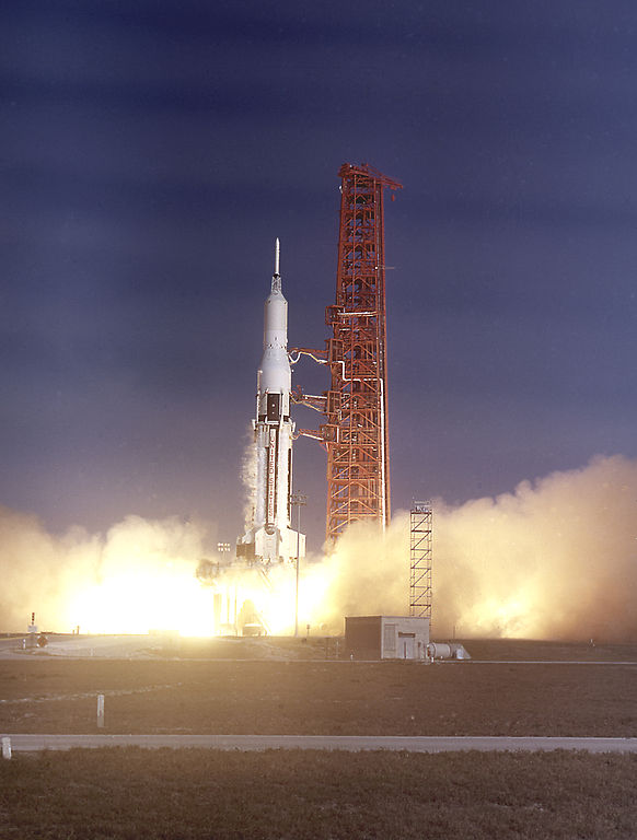 582px Saturn SA9 launch image