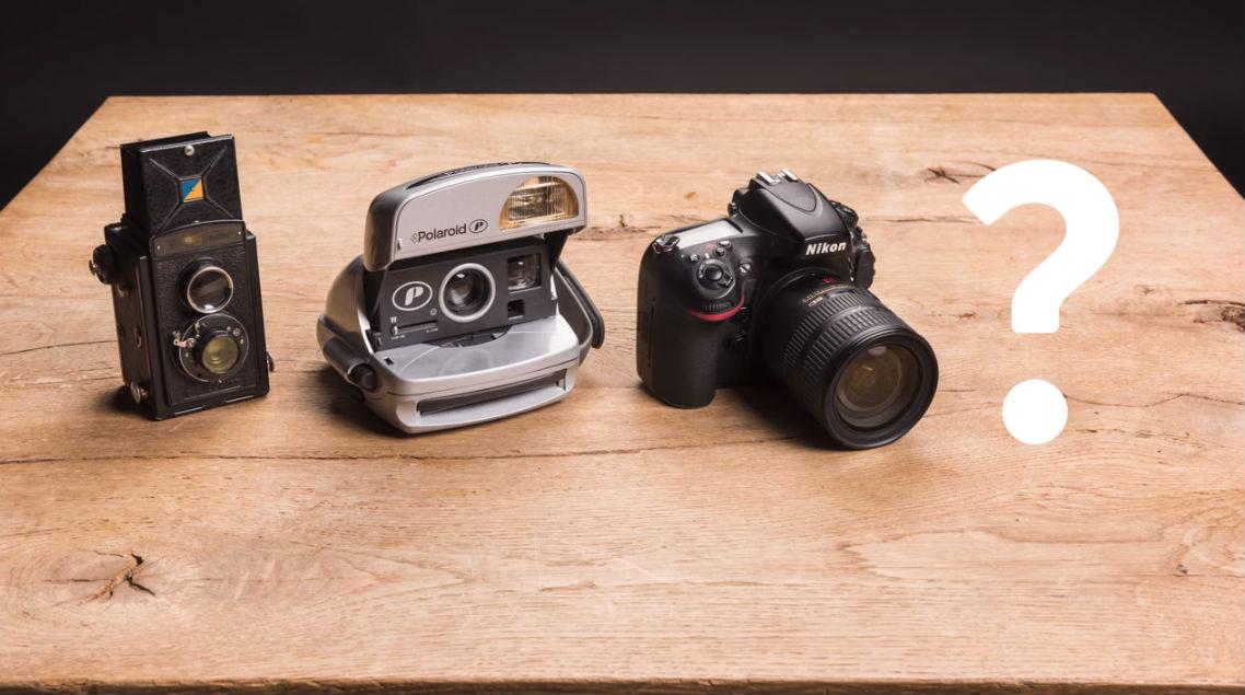 vintage cameras image