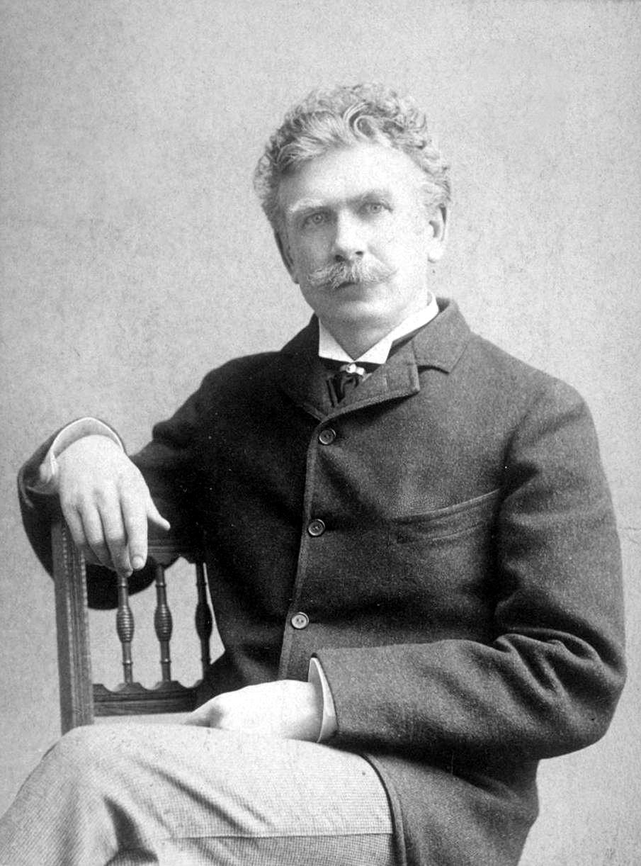 Ambrose Bierce 1892 10 07 image
