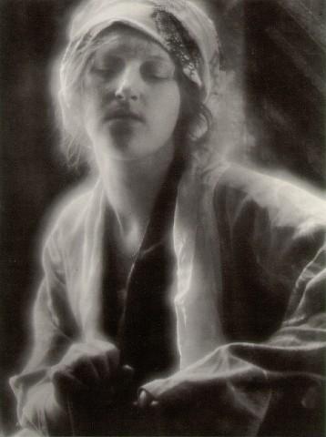 Dream Imogen Cunningham 1910 image