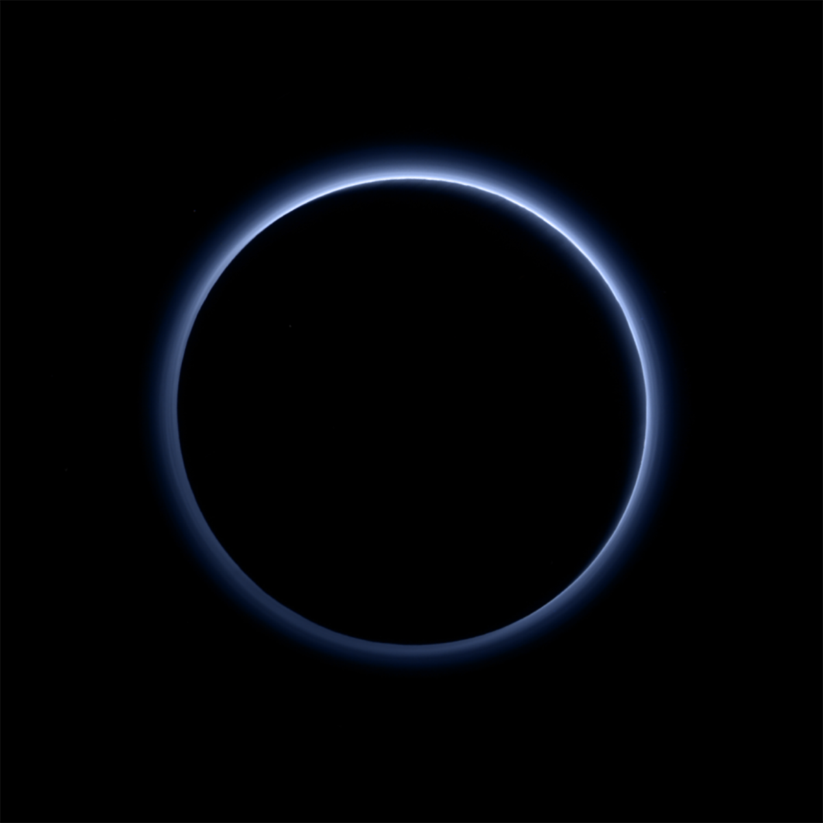 blue skies on pluto final 2 image
