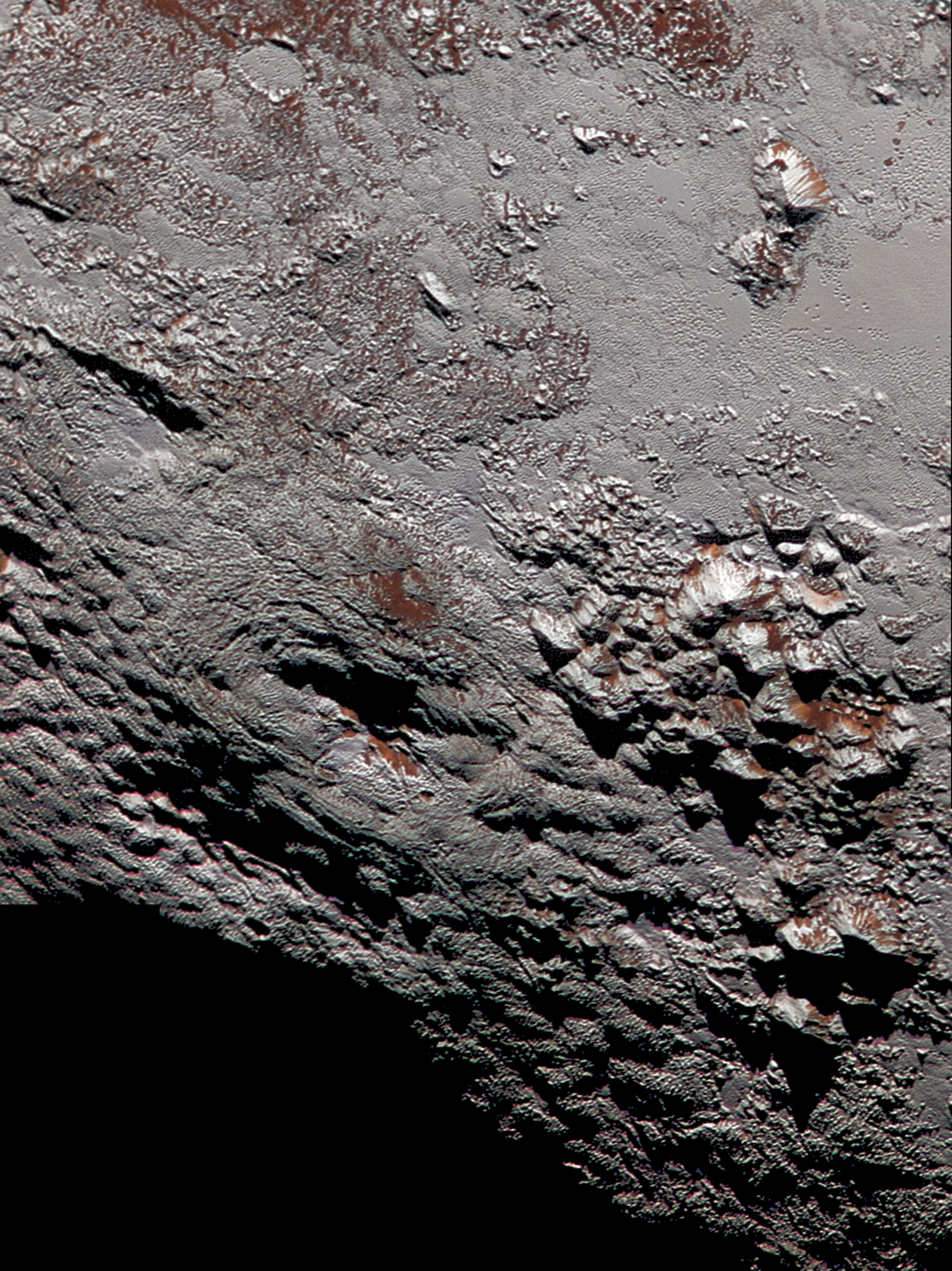 colorized wright mons cropped image