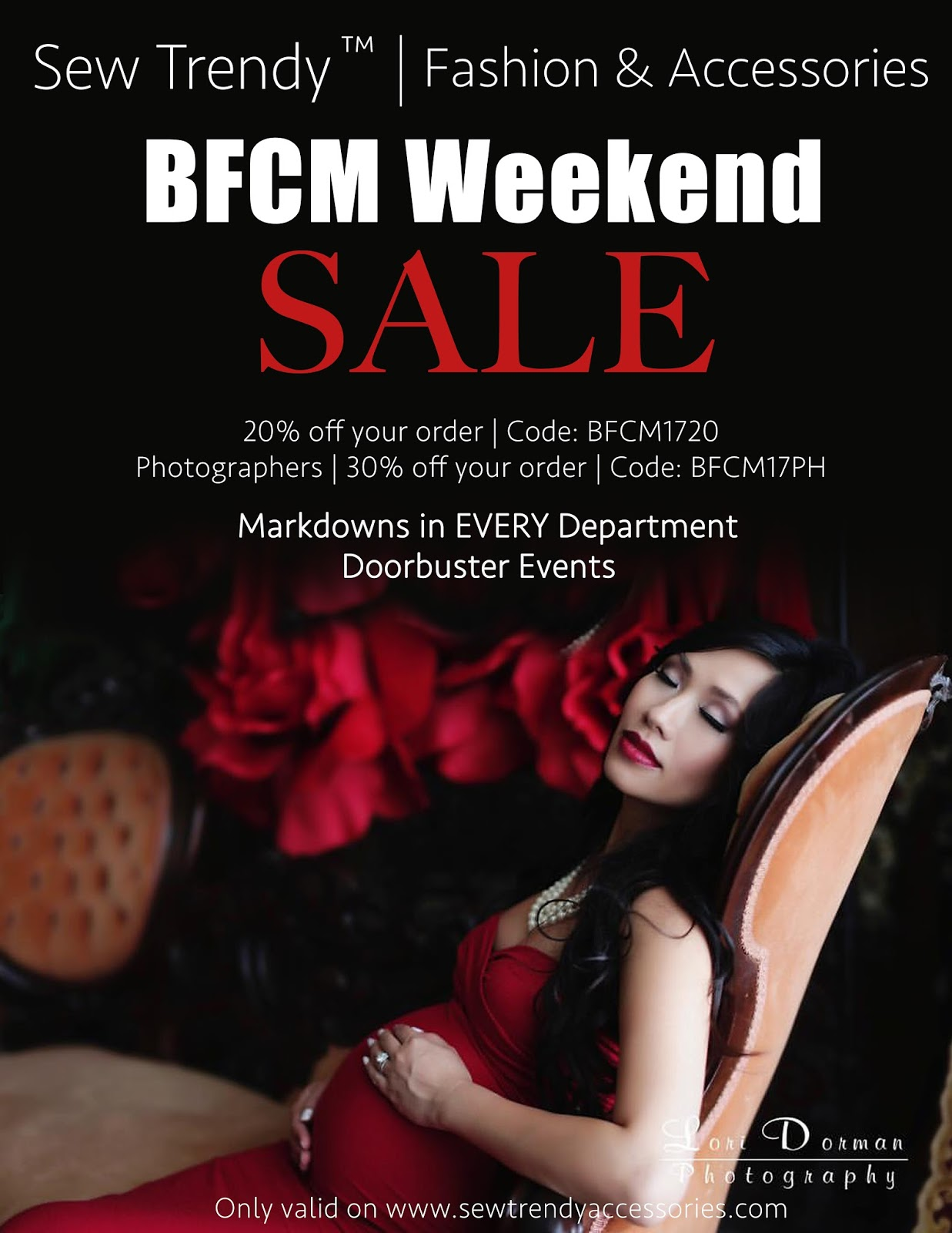 cover photo BCFM Sales Catalogue Black Friday Sale 1 image