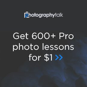 Get 600+ Pro photo lessons for $1