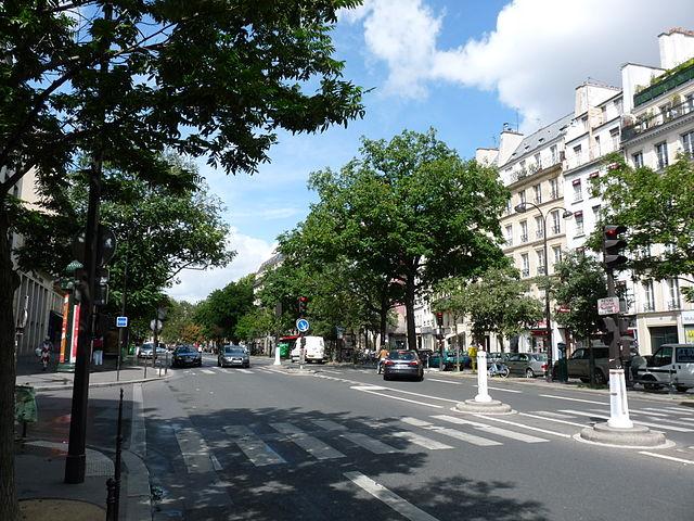 640px Paris boulevard du temple image