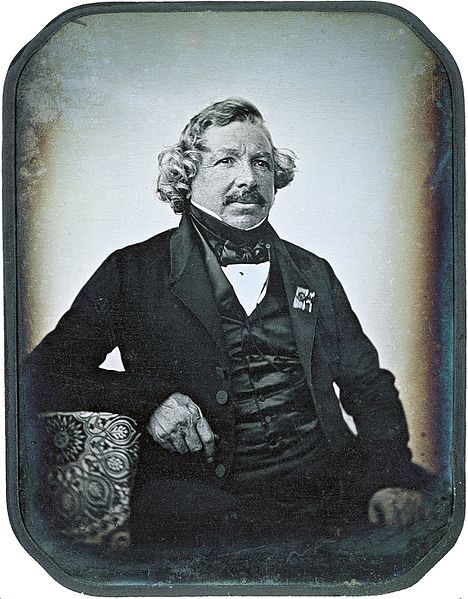 Louis Daguerre 2 image