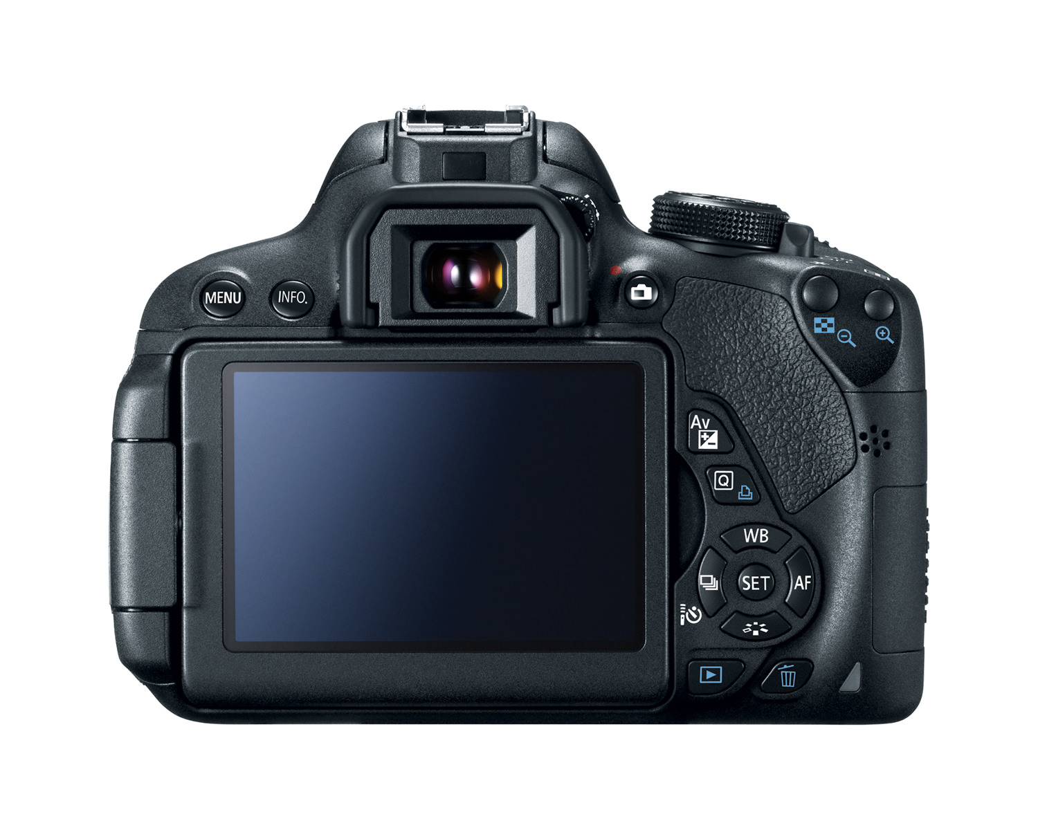 canon eos rebel t5i back lcd hires