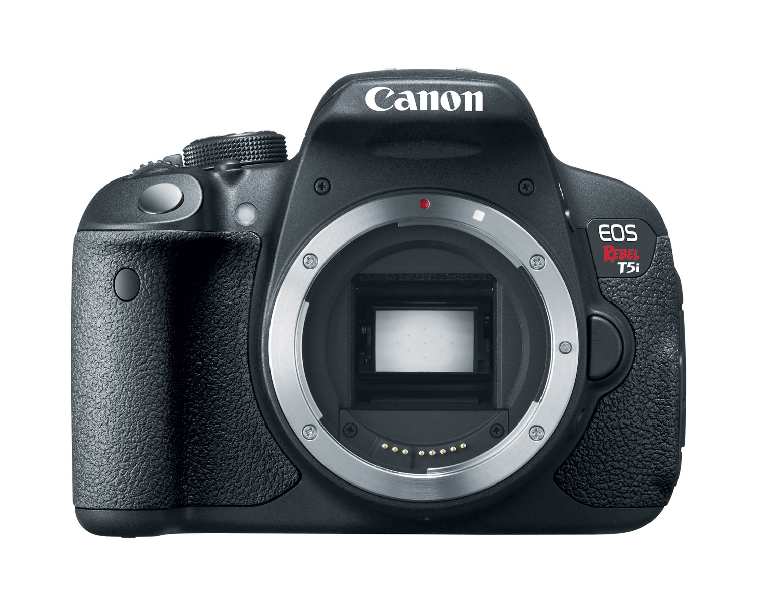 canon eos rebel t5i front hires