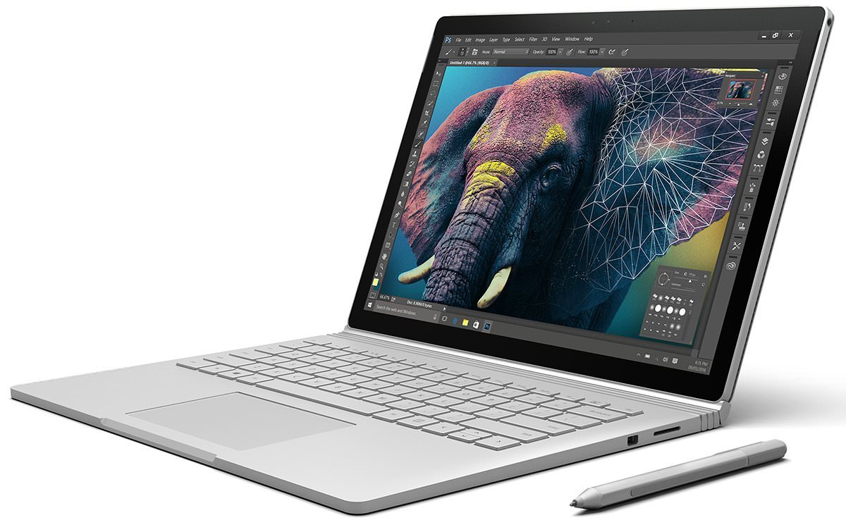 7 Reasons Why the New Surface Book is a Photographer's Best Tool