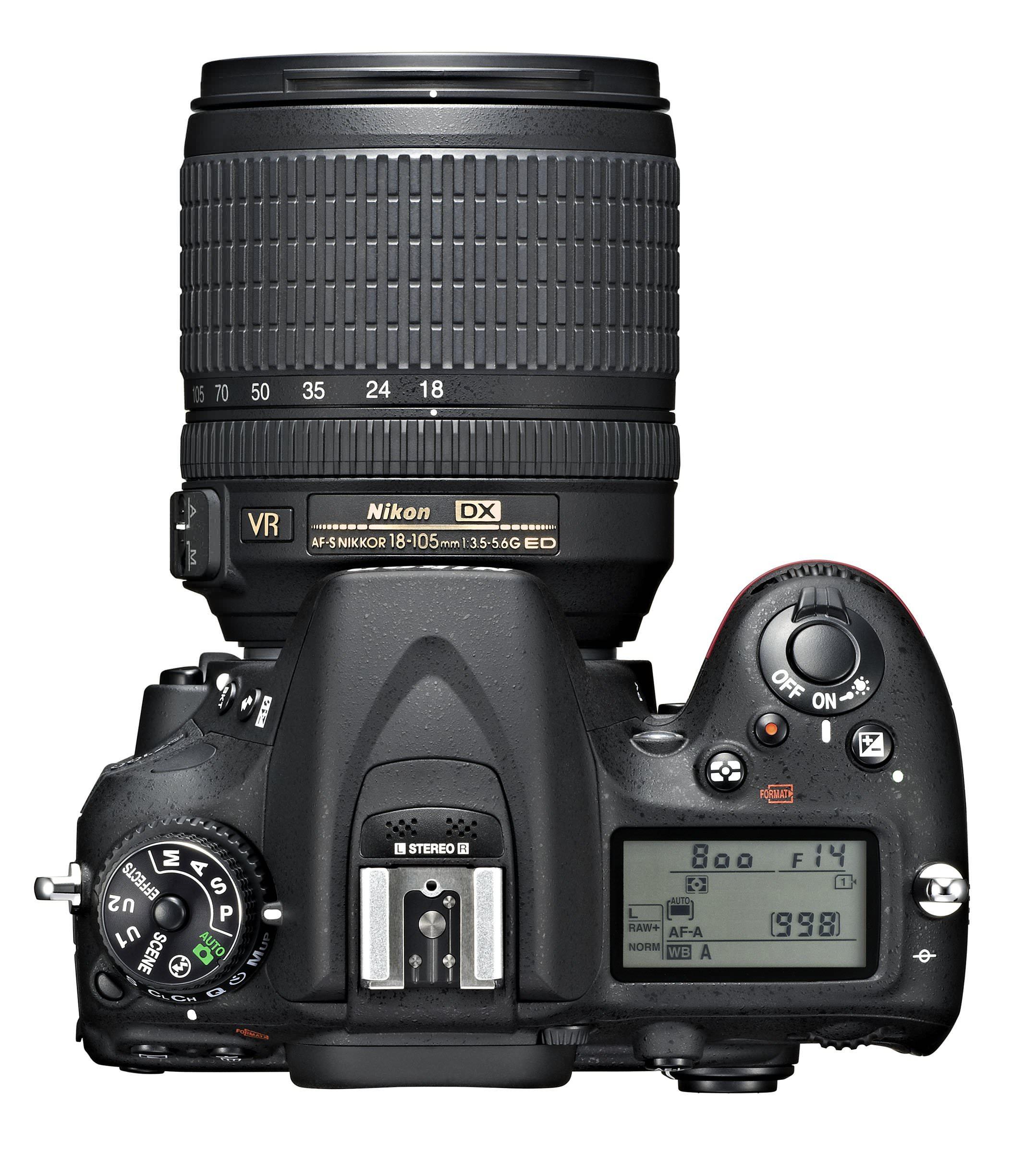 D7100 18 105 top.high image