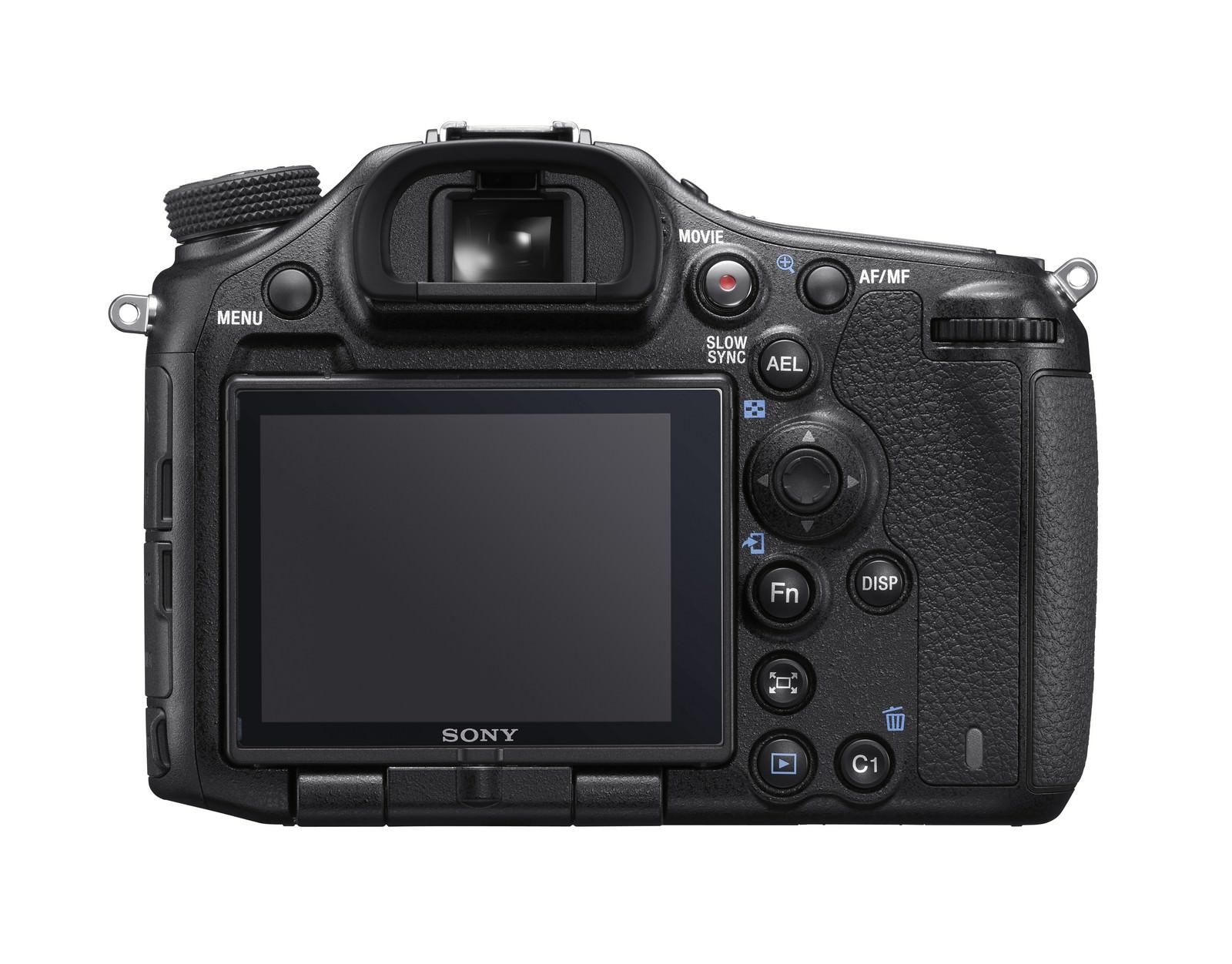 a99 II rear image