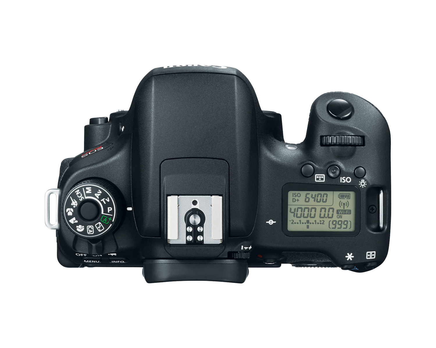 eos rebel t6s dslr camera top hires image