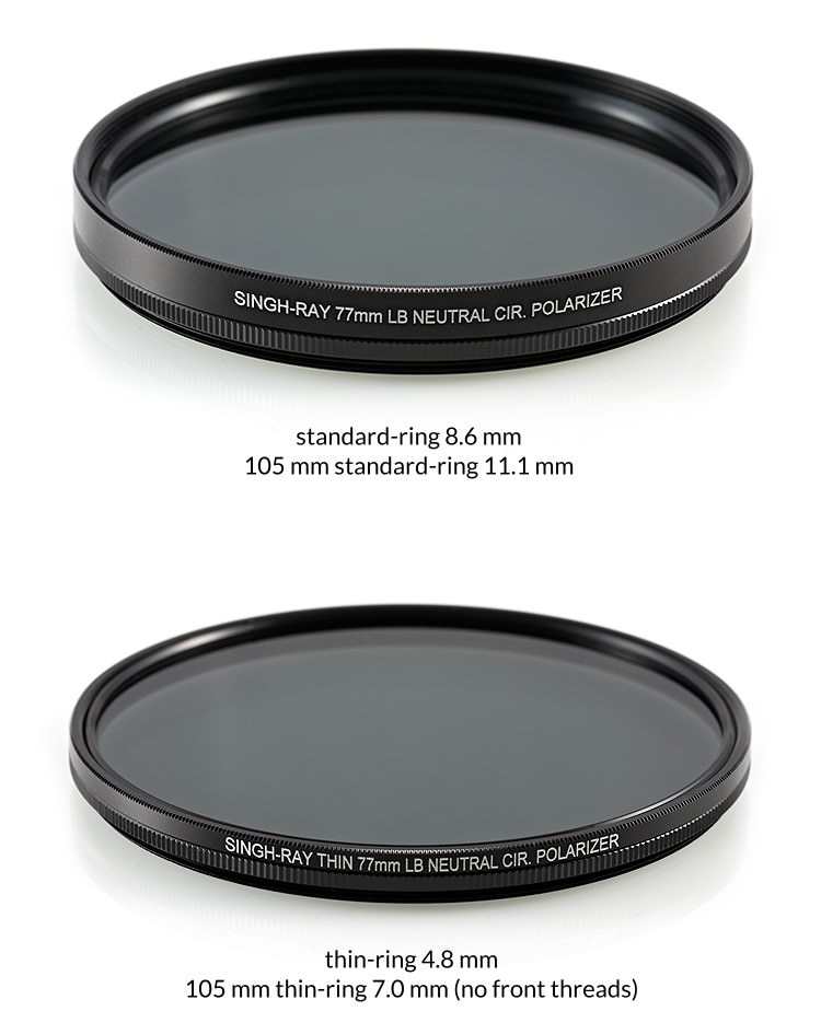 LB Neutral Cir Polarizer filter1 image