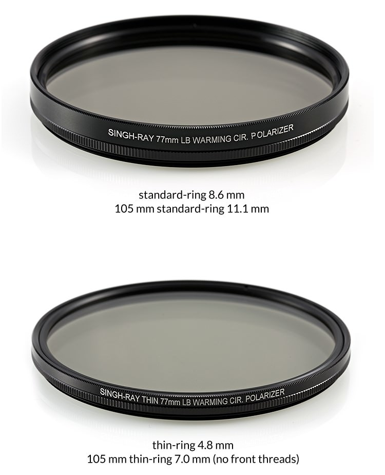 LB Warming Cir Polarizer filter1 image