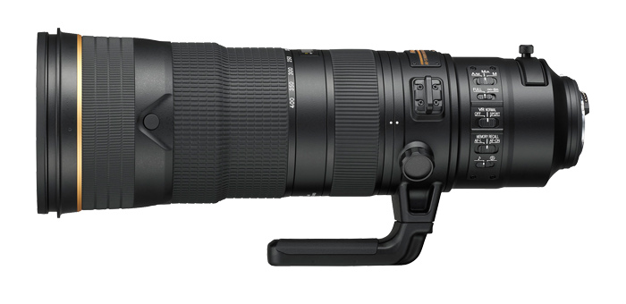 NIKKOR 180 400mm side image
