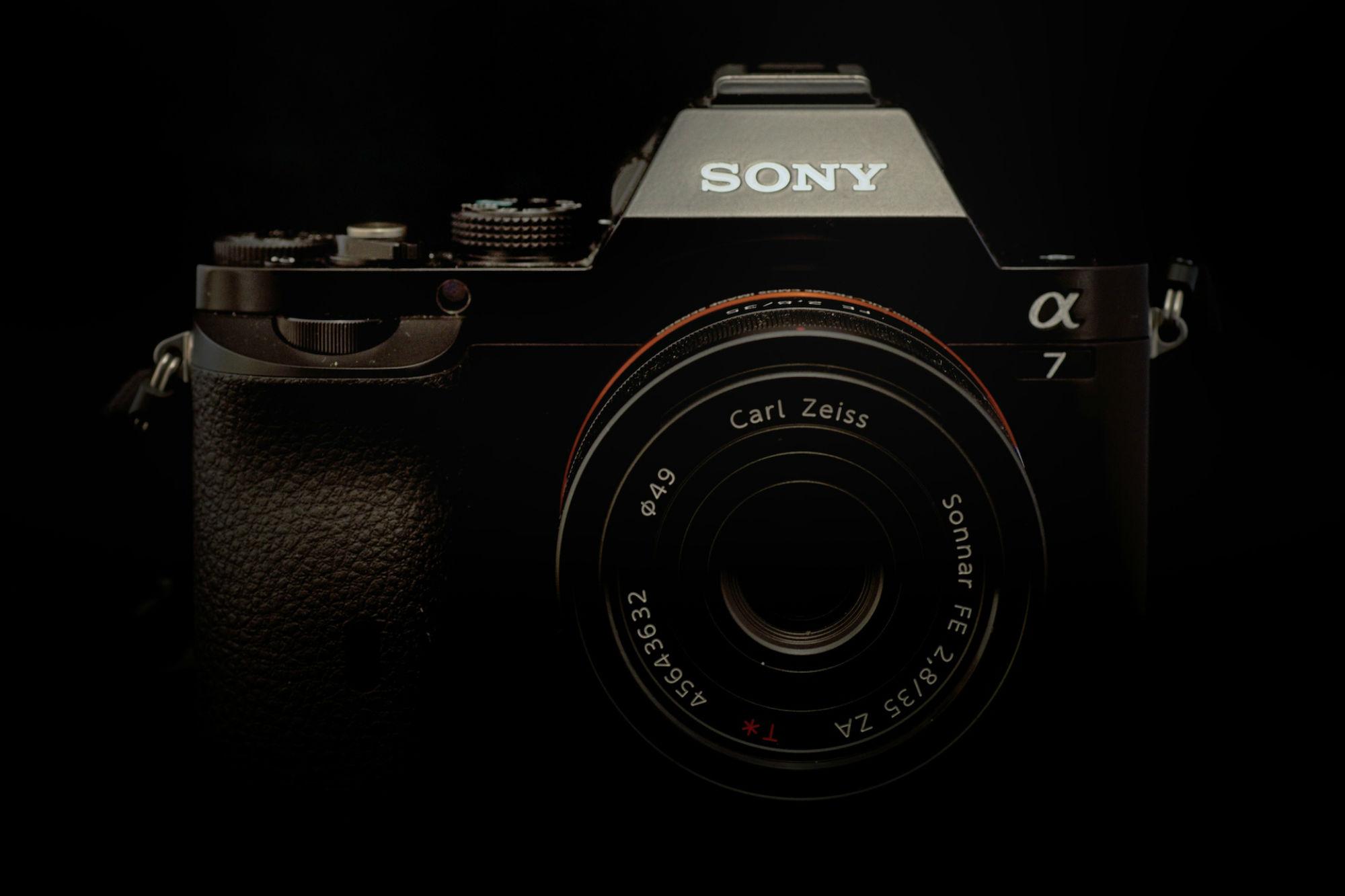 Sony A7 Pancake image