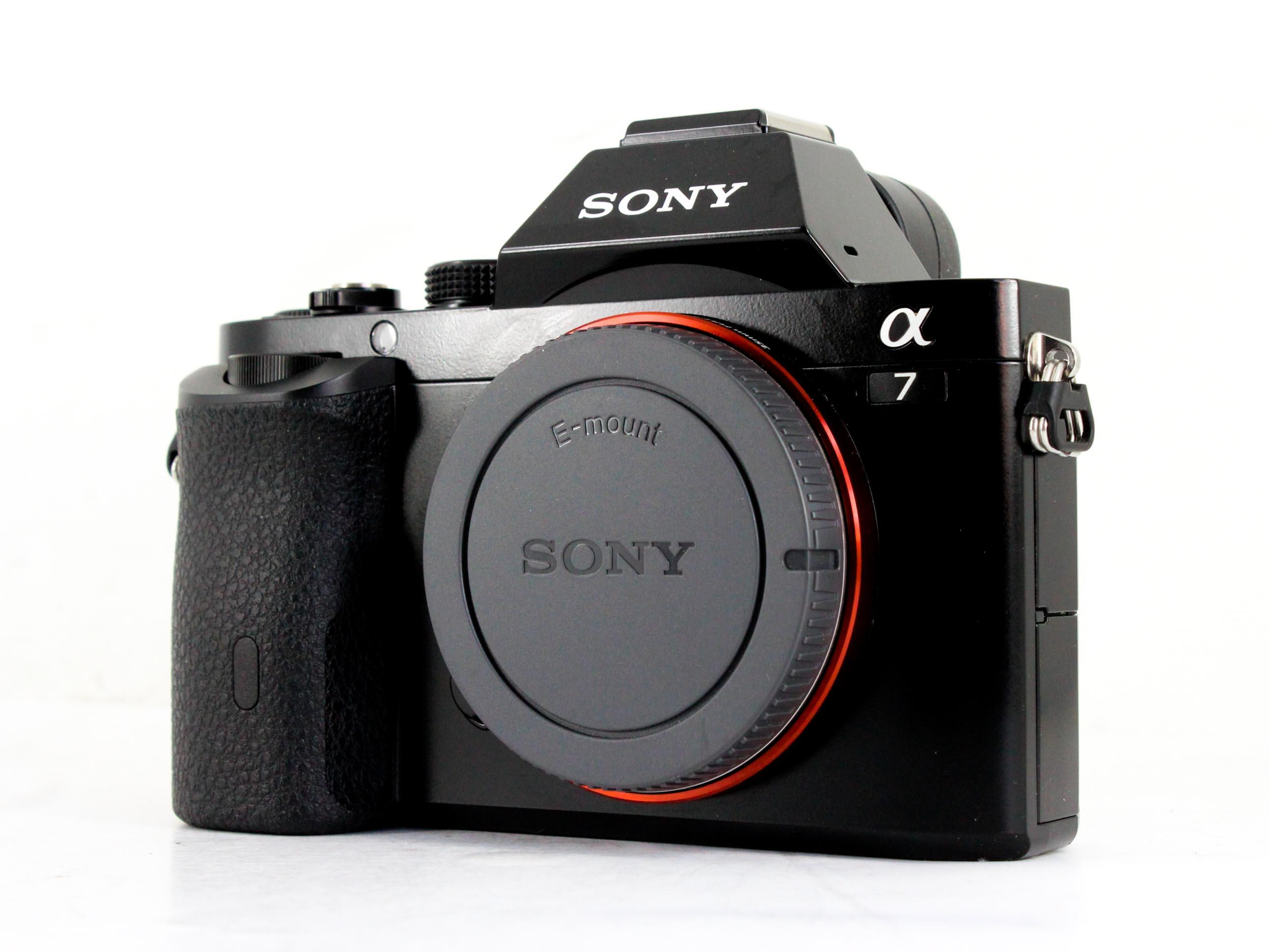 sony a71 image