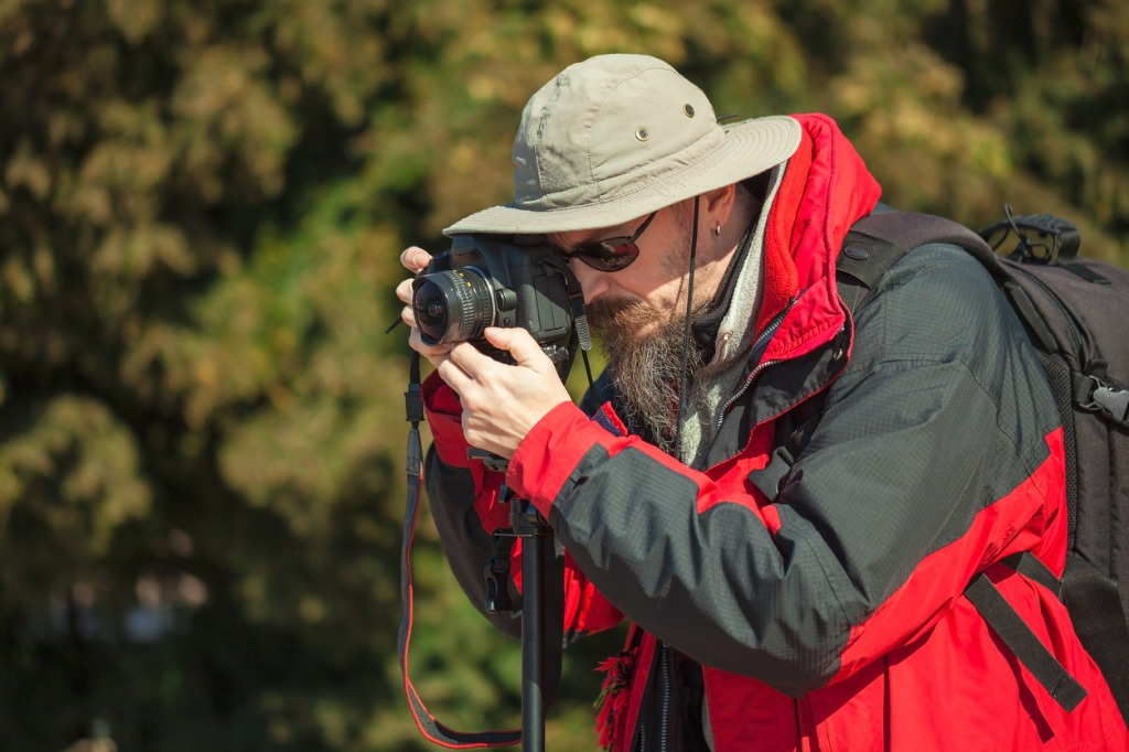 photographer in action picture id497260147 image
